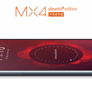 Le Meizu MX4 Ubuntu Edition sera disponible le 25 juin prochain