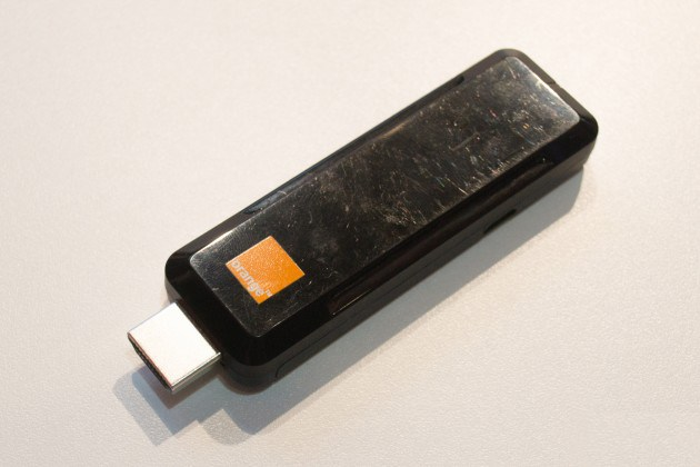 La clé TV Stick d'Orange débarquera le 9 juillet