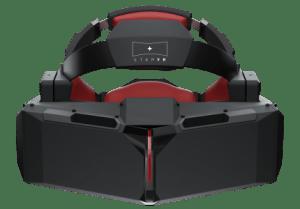 StarVR : le casque de réalité virtuelle à moitié français qui promet