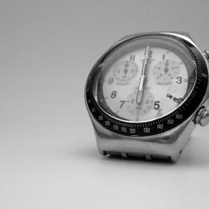 La montre connectée de Swatch, c'est pour cet été