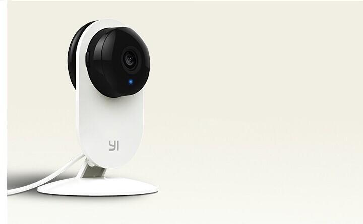 Xiaomi Yi Camera Night Vision Edition : la caméra nocturne de vidéosurveillance
