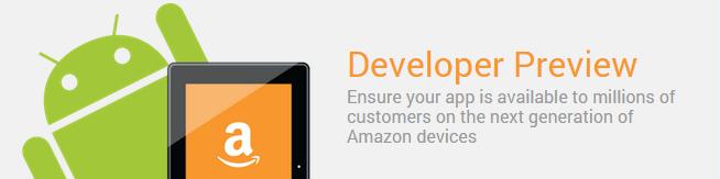 Chez Amazon, Fire OS tarde à passer à Lollipop