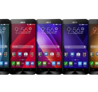 Une version 128 Go du ZenFone 2 bientôt disponible chez Asus