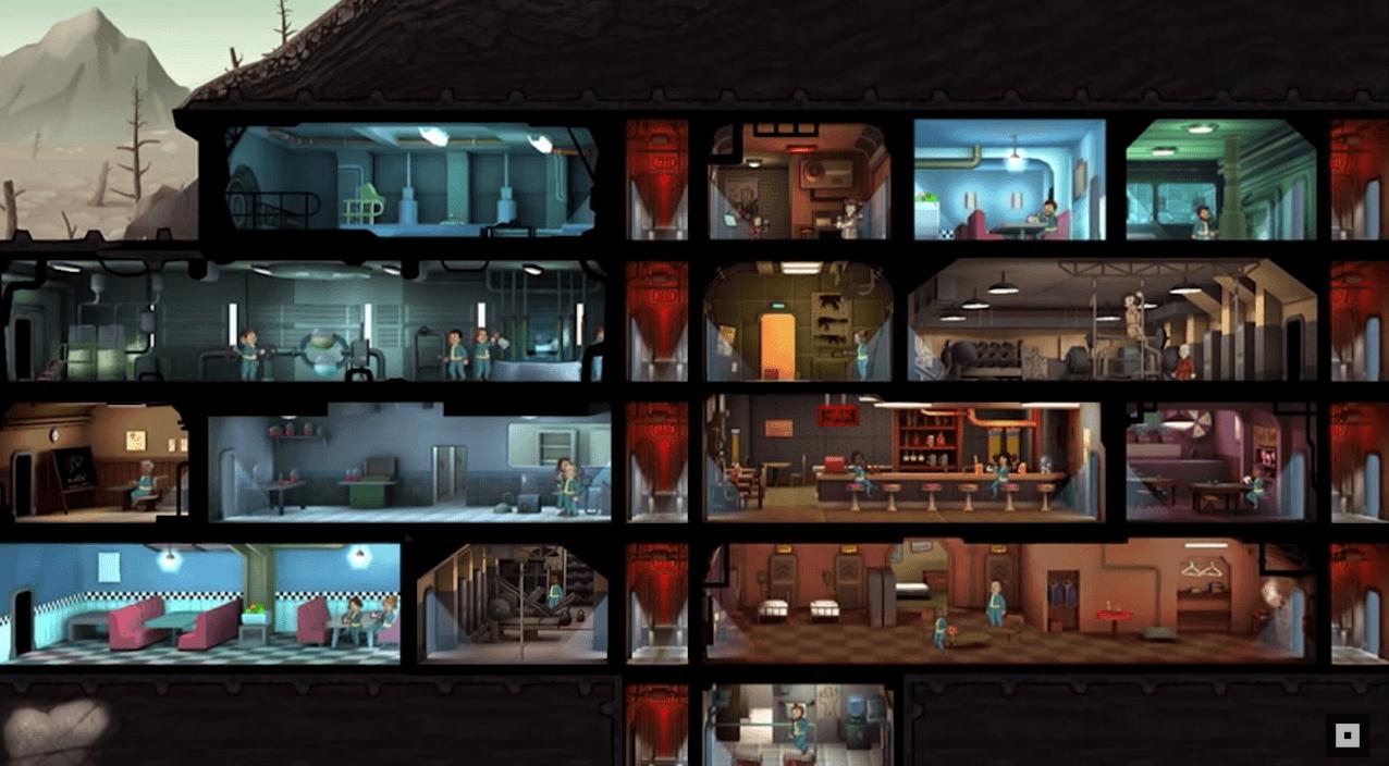 Fallout Shelter : Bethesda annonce un Fallout dédié aux plateformes mobiles