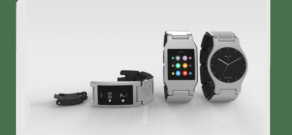 La montre modulaire Blocks signe un partenariat avec Qualcomm