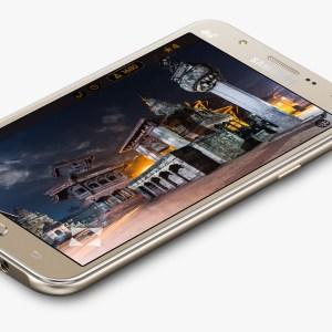 Les Samsung Galaxy J5 et J7 mettent le cap sur les selfies