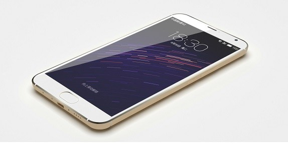 Le Meizu MX5 se montre encore en photos
