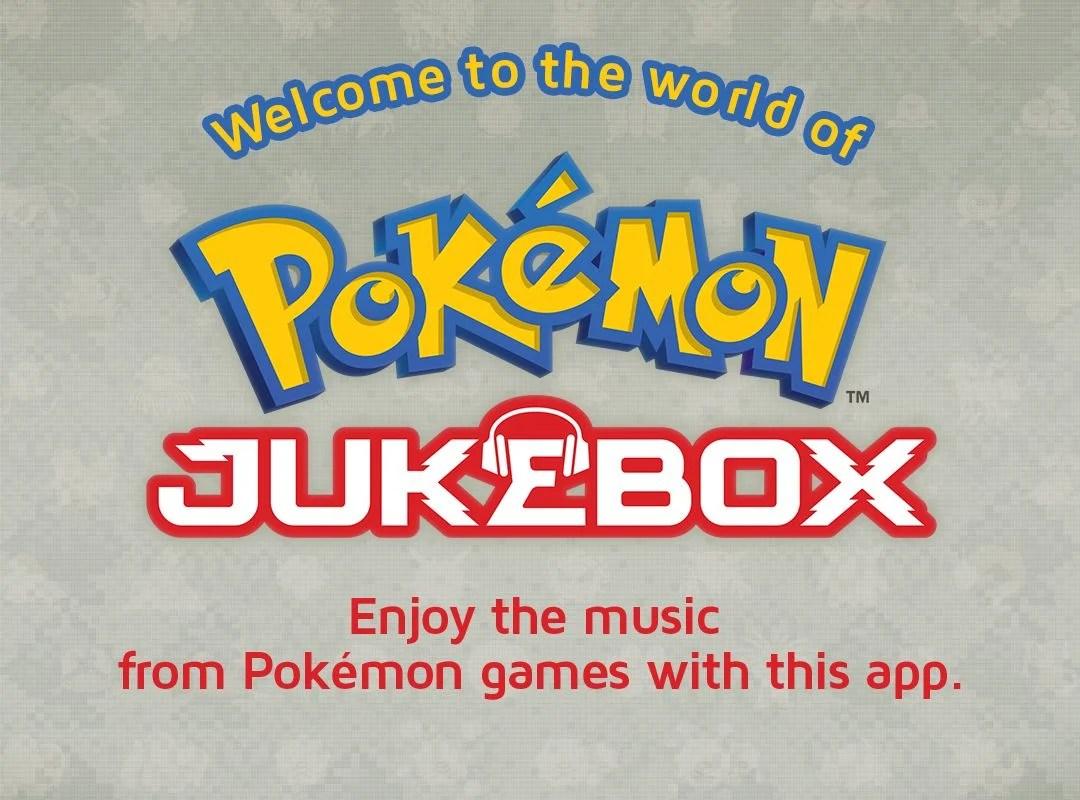 Pokémon Jukebox est l'exemple typique de l'application mobile qui dessert une série connue