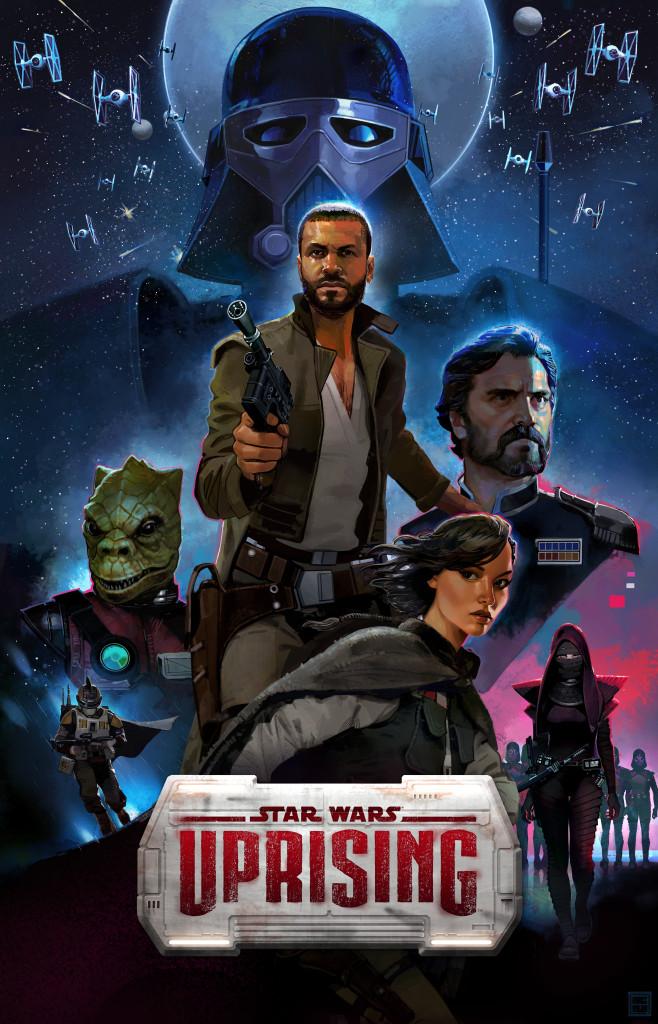 Star Wars Uprising : Kabam au travail sur un RPG situé entre l'épisodeVI et VII de la saga