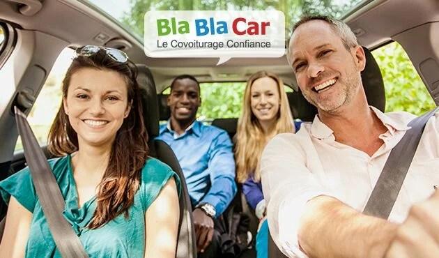 Réservez un covoiturage avec BlaBlaCar directement depuis Google Maps