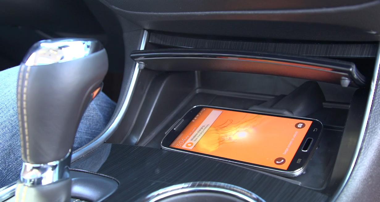 Chevrolet a la solution pour éviter la chauffe des smartphones en voiture