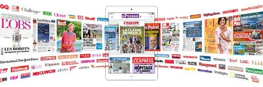 Orange présente son offre de presse en ligne avec ePresse.fr