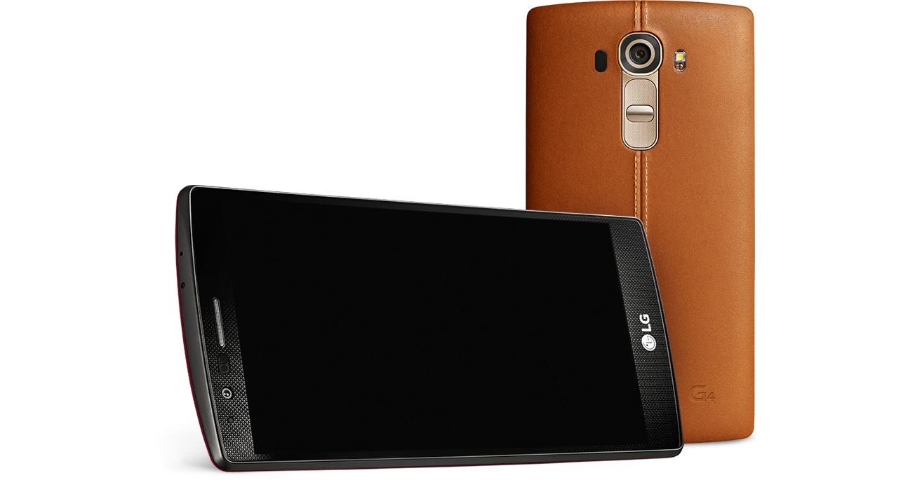 LG G4 : tout ce qu'il faut savoir