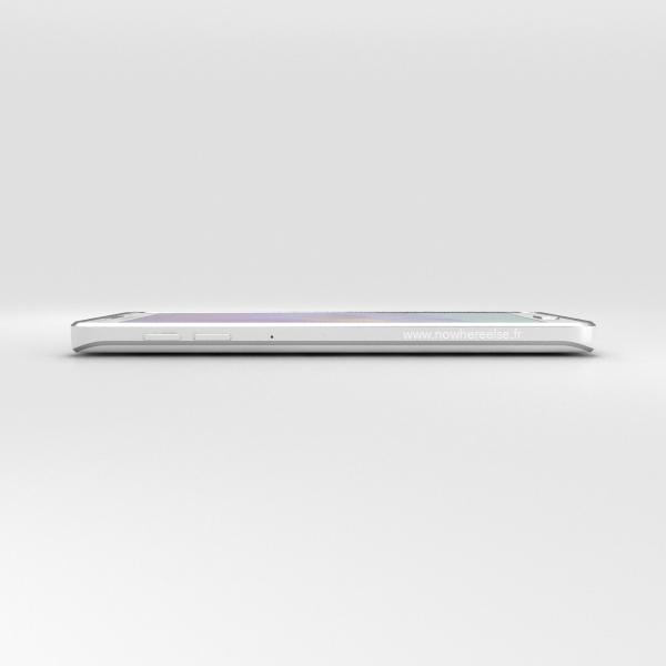 Samsung Galaxy Note 5 : des rendus 3D en fuite laissent entrevoir son design