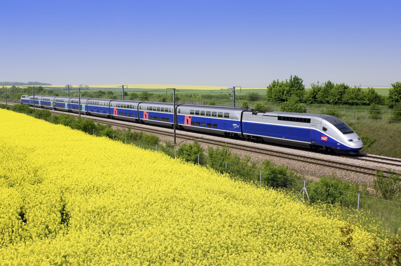 SNCF : en 2019, 90 % des voyages en train seront connectés