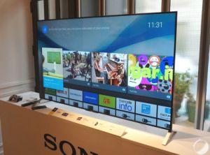 Sony présente ses premiers téléviseurs sous Android TV, dont un X90C plein de promesses