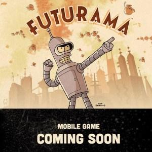 Futurama : un studio et un début d'intrigue pour le jeu mobile