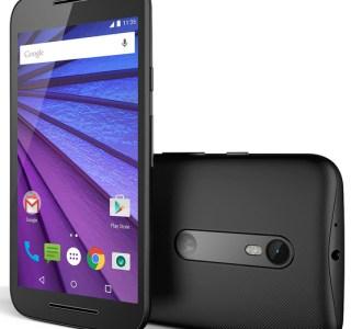 Motorola Moto G (3e gen) : des visuels, une fiche technique et un prix