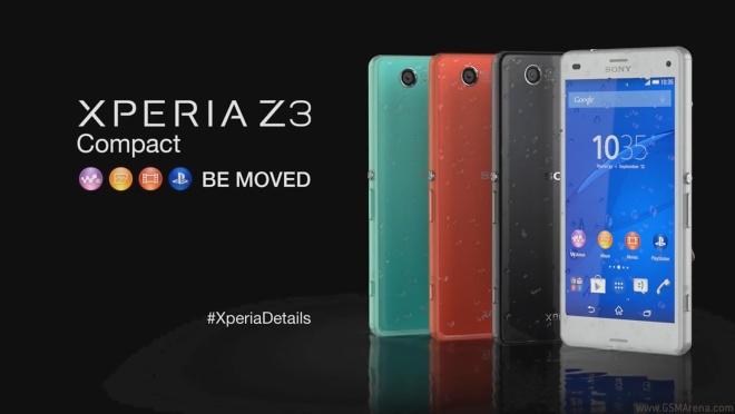 Bon plan : le Sony Xperia Z3 Compact est à 360 euros