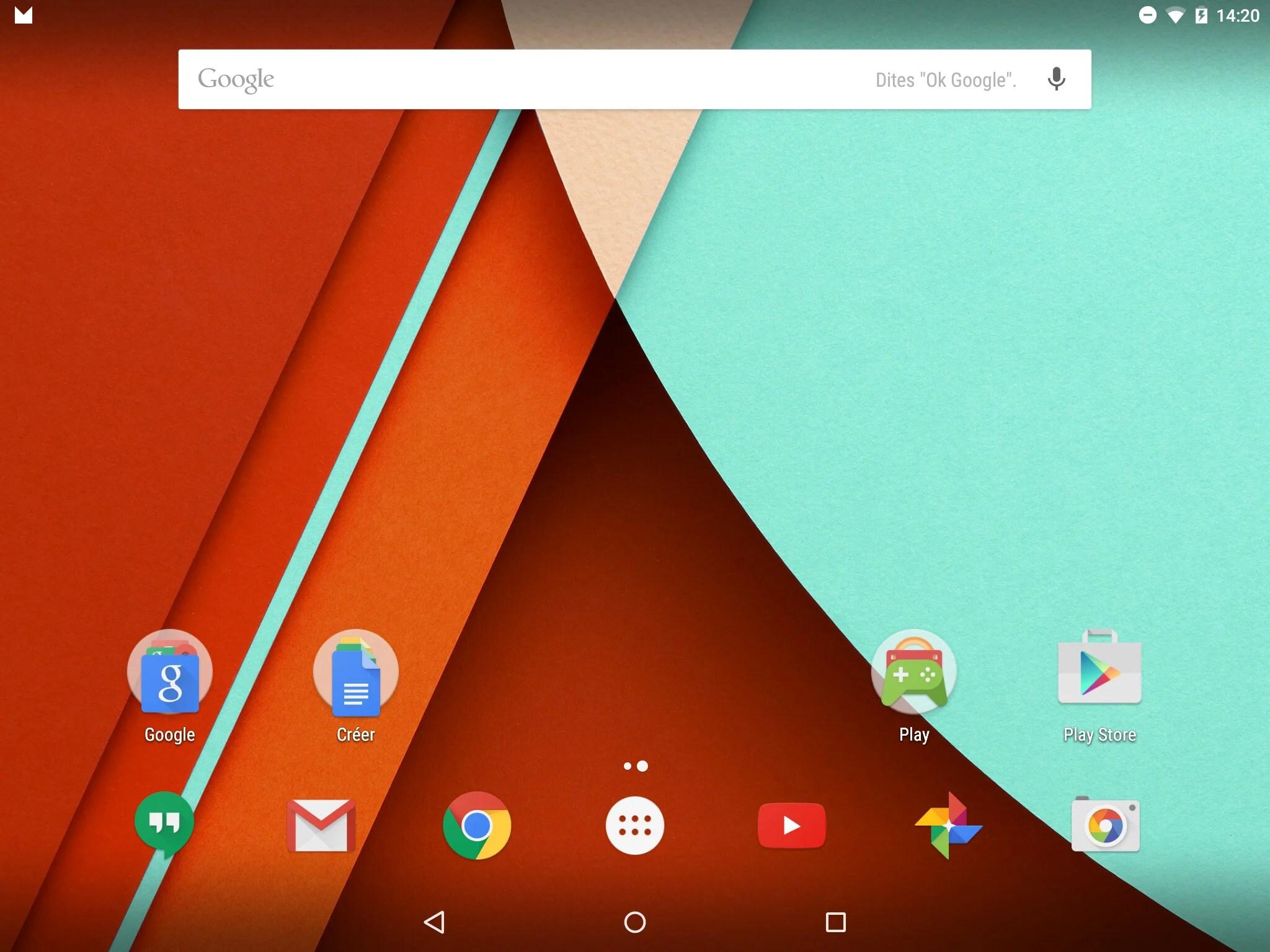 Android M : les nouveautés de la Developer Preview 2