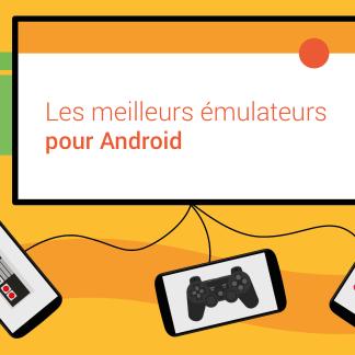 Retrogaming : notre sélection des meilleurs émulateurs sur Android