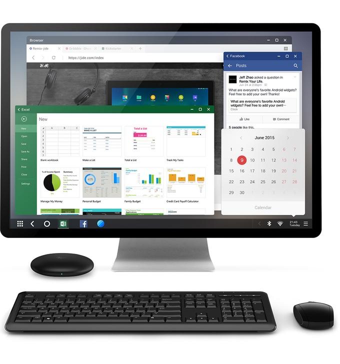 Remix OS va disparaitre, son éditeur Jide se retire du marché grand public