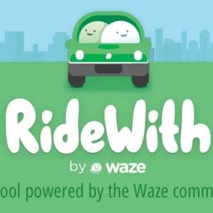 Waze RideWith, Google se lance dans le co-voiturage entre particuliers