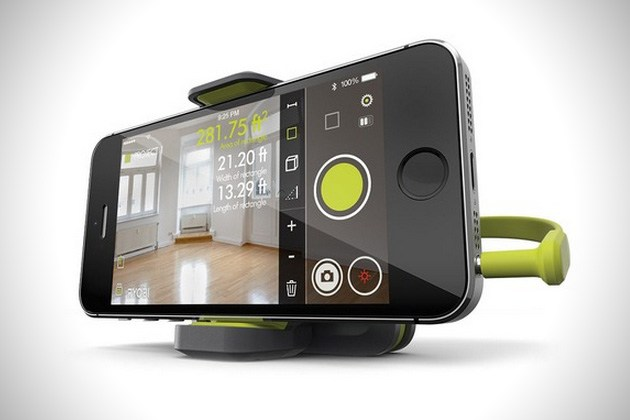 Vous pouvez bricoler connecté avec les outils de mesure Ryobi PhoneWorks