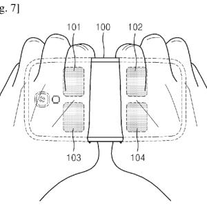Samsung va bientôt pouvoir mesurer la masse graisseuse