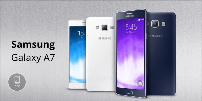 Bon plan : Le Samsung Galaxy A7 est à 299,90 euros