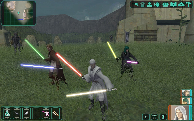 Star Wars KOTOR 2 pourrait un jour arriver sur Android, si les fans le veulent