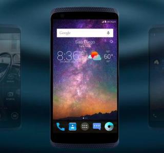 ZTE annonce l'Axon Mini, le premier smartphone avec écran Force Touch