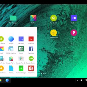 Remix OS 2.0, l'expérience «PC + Android» proposée sur Nexus 9 et 10