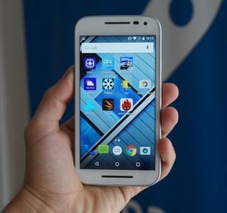 Test du Motorola Moto G 2015 (3e gen) : pouvait-il rester un champion du rapport qualité-prix ?