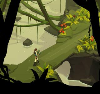 Lara Croft GO disponible sur Android (et iPhone), nos premières impressions