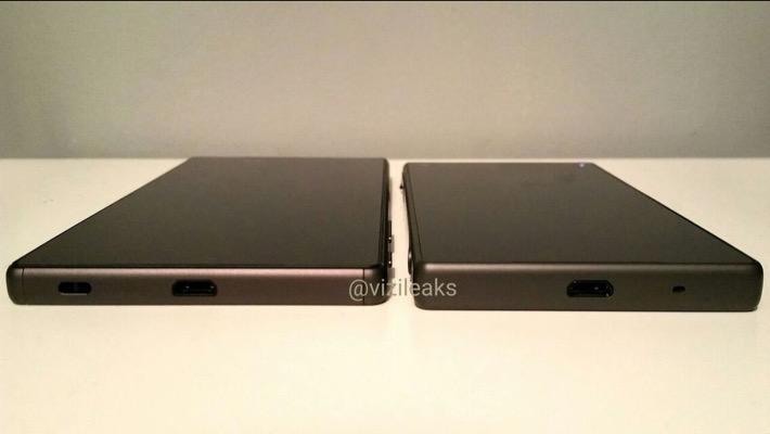 Sony Xperia Z5 et Z5 Compact : les premières photos dévoilent quelques détails