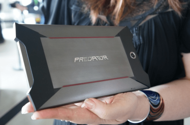 Acer Predator 8 : la production de masse débute