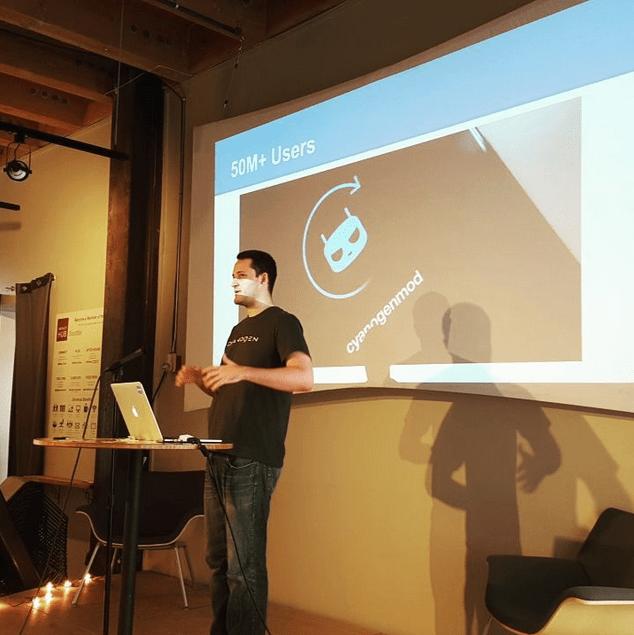 Cyanogen se targue d'avoir «plus d'utilisateurs que Windows Mobile et BlackBerry… réunis»