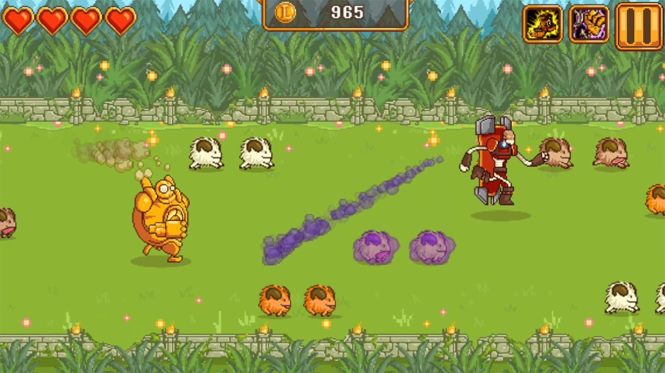 Blitzcrank's Poro Roundup : les créateurs de League of Legends présentent leur premier jeu mobile