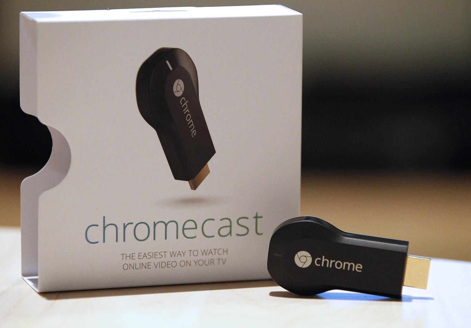 Bon plan : 10 euros de réduction pour l'achat de 2 Google Chromecast