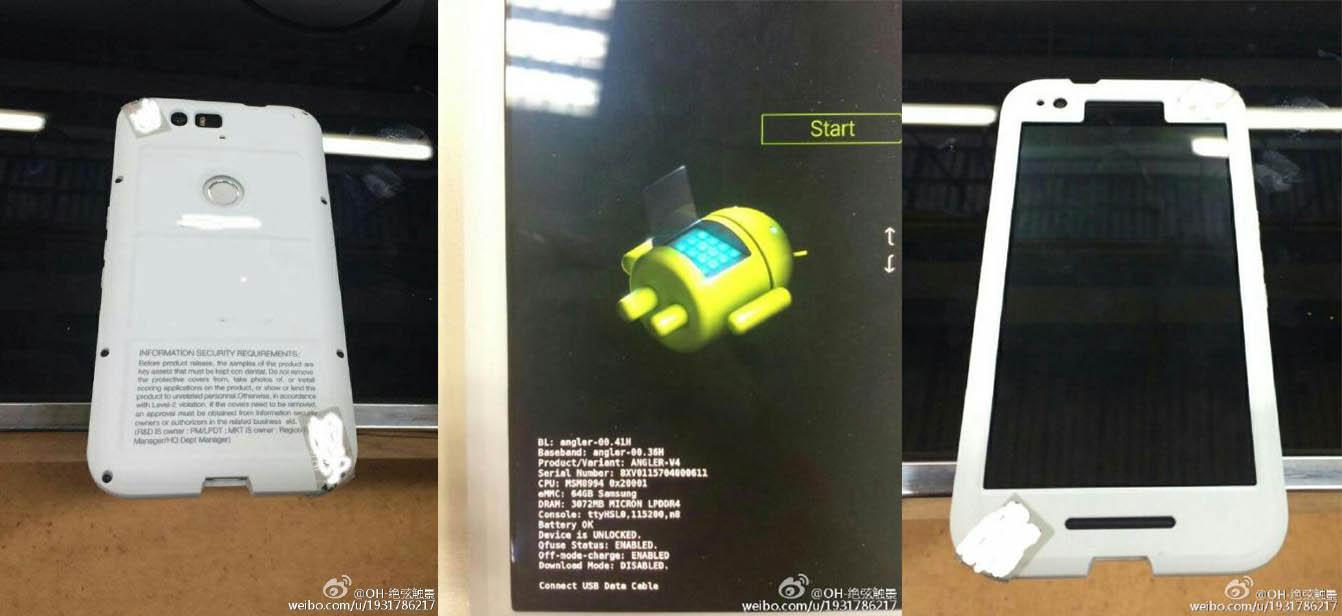 Nexus 6P : un fusible grille si vous déverrouillez le bootloader