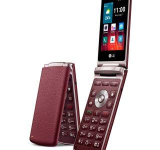 LG Wine Smart : LG veut relancer la mode du téléphone à clapet en Europe