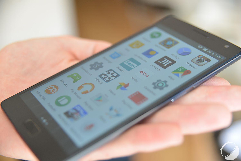 OnePlus 2 : une mise à jour qui promet d'améliorer l'autonomie et la photo [MAJ]