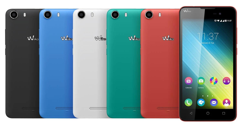 Wiko Lenny 2, le smartphone d'entrée de gamme sous Lollipop