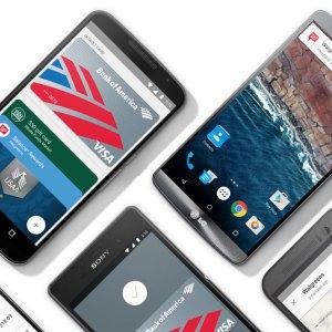 Android Pay est maintenant disponible sur le Play Store