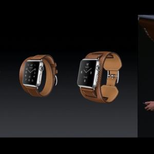 Apple Watch : watchOS 2 arrive, avec des nouveaux bracelets et finitions