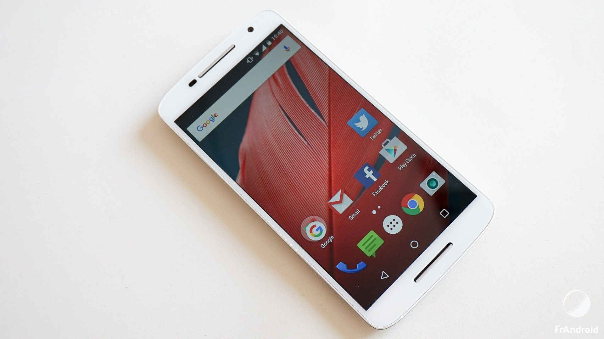 Android 6.0 Marshmallow en approche sur le Motorola Moto X Play