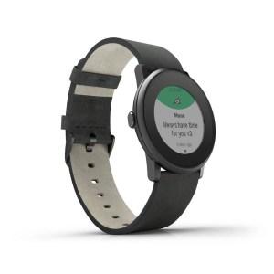 Amazon vend la mèche et dévoile la montre connectée ronde de Pebble