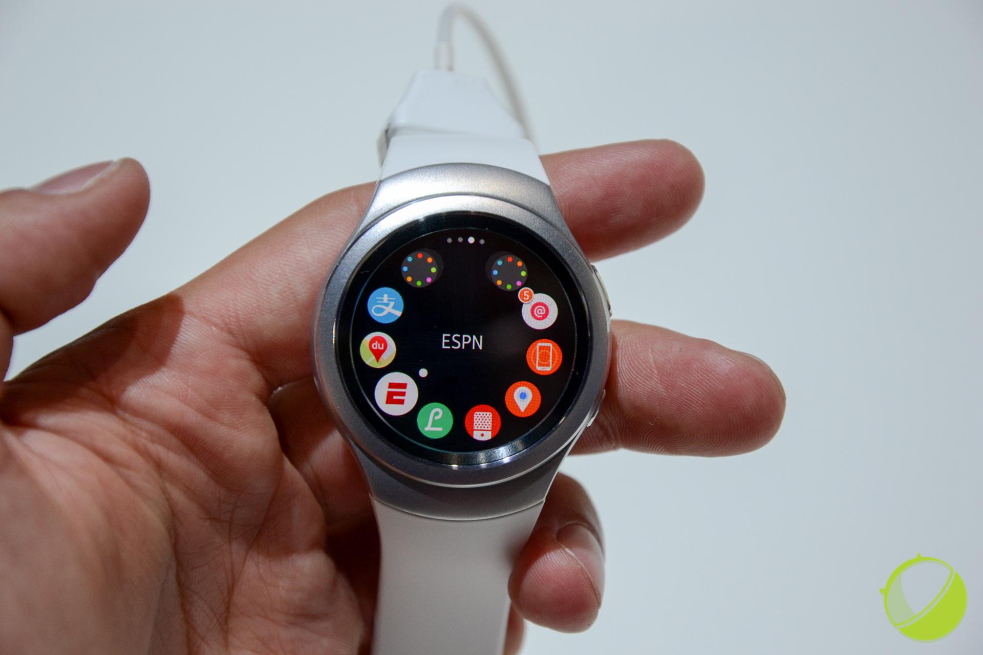 Samsung Gear S3 : un dépôt de marque confirme son existence