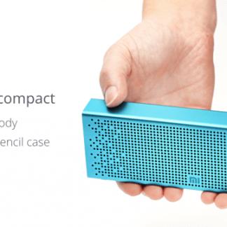 Mi Bluetooth Speaker, l'enceinte sans fil de Xiaomi